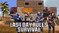 Last day rules: Survival APK
