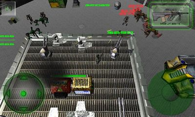 Screenshots of the Last Defender 3D  Defence for Android tablet, phone.