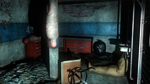 Screenshots von Last door 2: Terror and nightmares night für Android-Tablet, Smartphone.