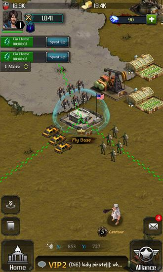 Last empire war z: strategy 1. 0. 231 apk + data android.