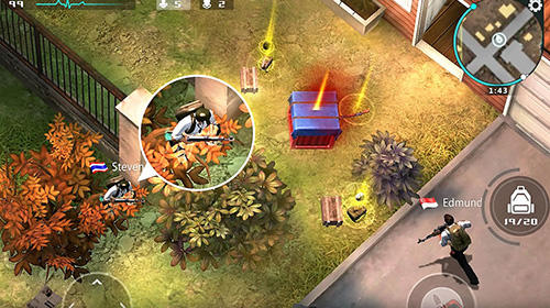 Last fire survival: Battleground картинка из игры 3