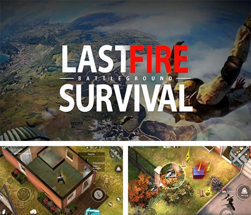 Last fire survival: Battleground