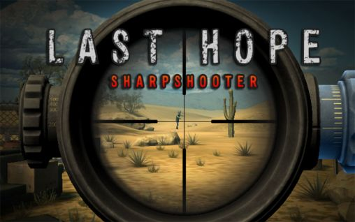 Last hope: Sharpshooter poster