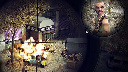 Screenshots of the Last hope sniper: Zombie war for Android tablet, phone.