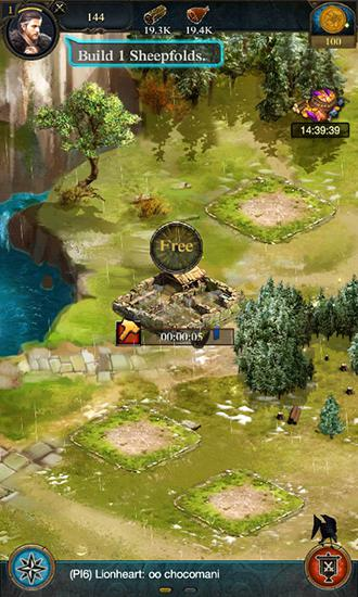 Screenshots von Last kingdom: War Z für Android-Tablet, Smartphone.