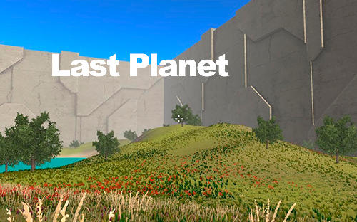 Last planet: Survival and craft poster