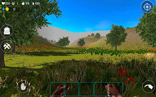 Last planet: Survival and craft screenshot 2