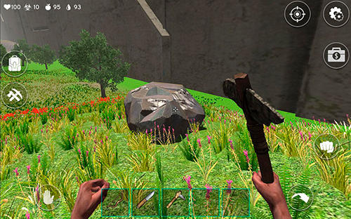 Last planet: Survival and craft screenshot 3
