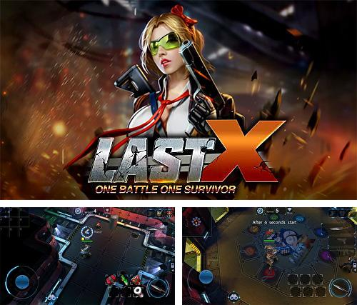 Last X: One battleground one survivor