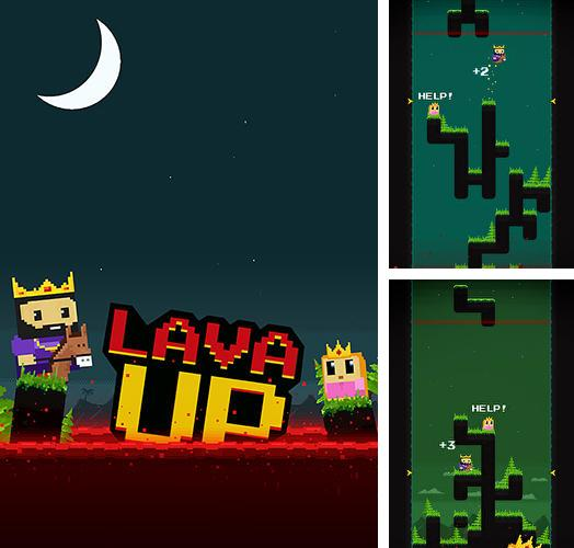 Lava up: Save princesses