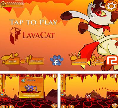 In addition to the game Blueprint3D HD for Android phones and tablets, you can also download LavaCat for free.
