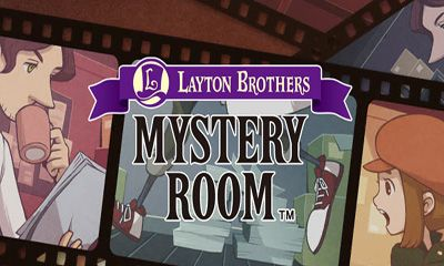 Layton Brothers Mystery Room poster