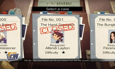 Download Layton Brothers Mystery Room Android free game.