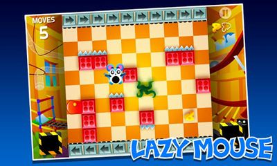 Screenshots of the Lazy Mouse for Android tablet, phone.
