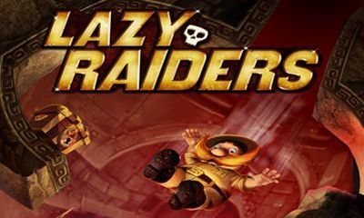 Lazy Raiders poster
