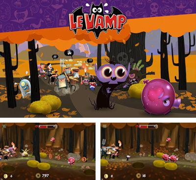 In addition to the game Gravi for Android phones and tablets, you can also download Le Vamp for free.