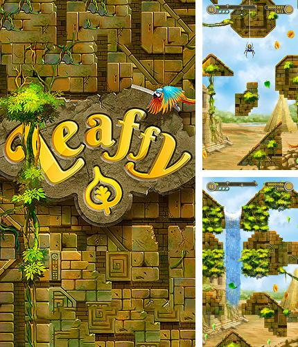 En plus du jeu Tetris  pour téléphones et tablettes Android, vous pouvez aussi télécharger gratuitement Leaffy: Course de jungle , Leaffy: Jungle run.