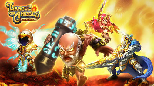 League of angels -fire raiders for android apk download.