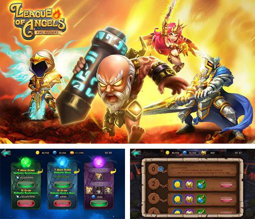 En plus du jeu Chasseurs aux âmes  pour téléphones et tablettes Android, vous pouvez aussi télécharger gratuitement Ligue des anges: Raiders de feu, League of angels: Fire raiders.