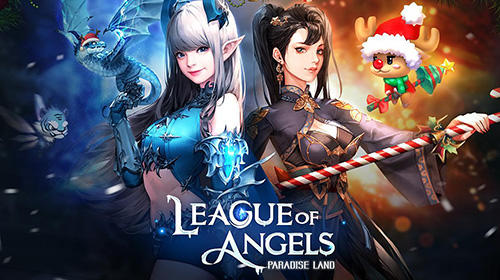 League of angels: Paradise land poster