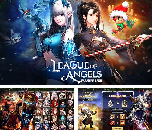 league of angels paradise land hack apk download