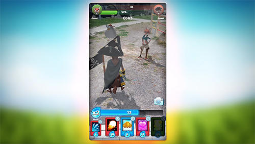 Screenshots von League of arosaurs für Android-Tablet, Smartphone.