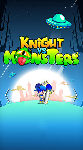 League of champion: Knight vs monsters