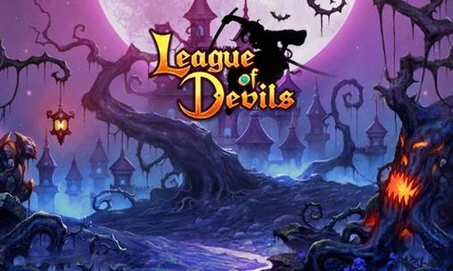 League of devils poster
