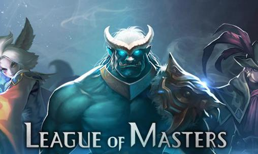 League of masters poster