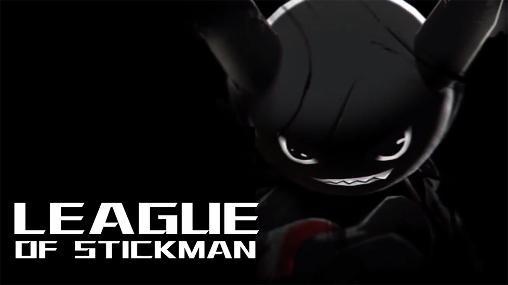 download game league of stickman 2019 mod apk