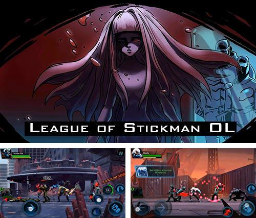 League of stickman OL