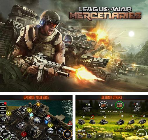 League of war: Mercenaries