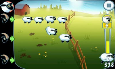 Leap Sheep! скриншот 2