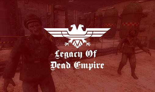 Legacy of dead empire обложка