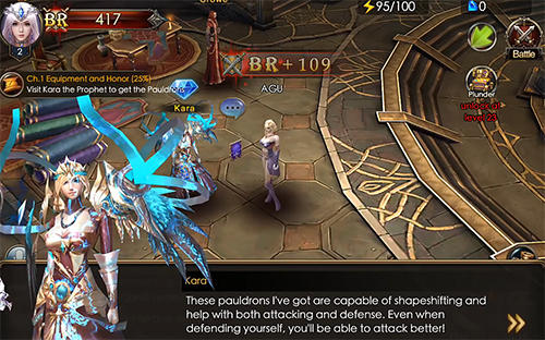 Image result for Legacy of Discord-FuriousWings android game pic