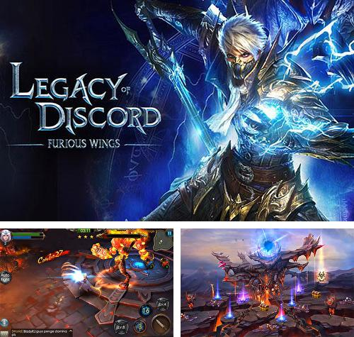 Legacy of discord: Furious wings