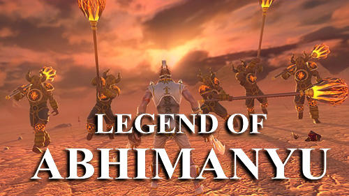 Legend of Abhimanyu poster