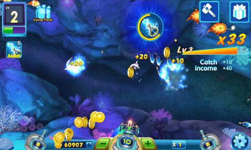 Jogue Legend of fishing para Android. Jogo Legend of fishing para download gratuito.