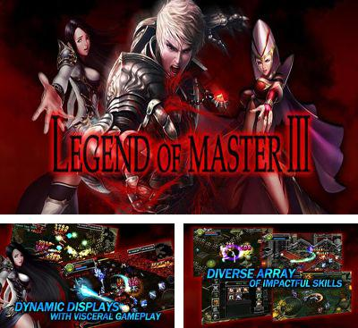In addition to the game ADVENA for Android phones and tablets, you can also download Legend of Master 3 for free.