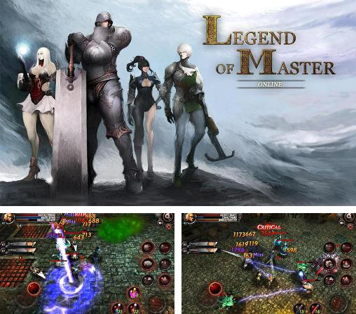 In addition to the game Tactics maiden for Android phones and tablets, you can also download Legend of master online for free.