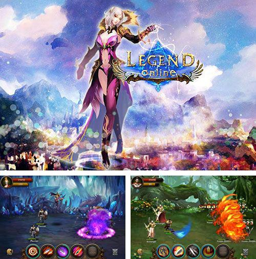 In addition to the game Stack rabbit for Android phones and tablets, you can also download Legend online for free.