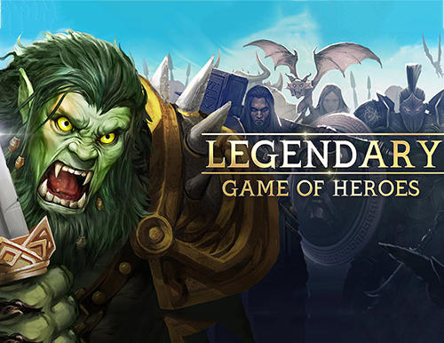 Legendary: Game of heroes poster