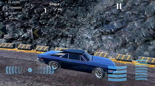Legendary muscle car race screenshot 2