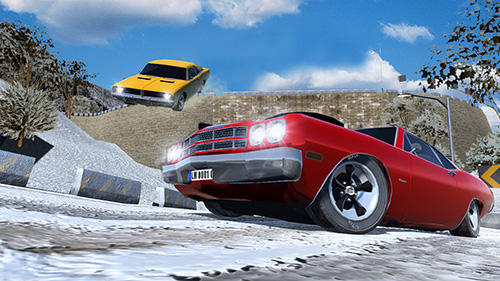 Legendary muscle car race screenshot 3