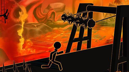 4970b695affb Скачать Legendary stickman run на Андроид бесплатно, APK файл игры ...