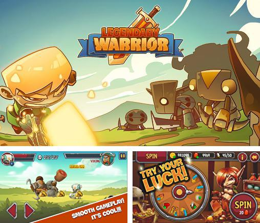 In addition to the game Storm the train for Android phones and tablets, you can also download Legendary warrior for free.