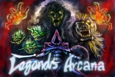 Legends Arcana обложка