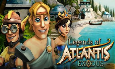 Legends of Atlantis Exodus poster