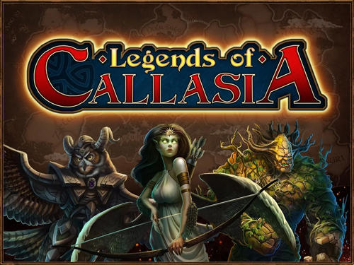 Legends of Callasia poster