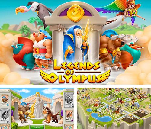 Legends of Olympus